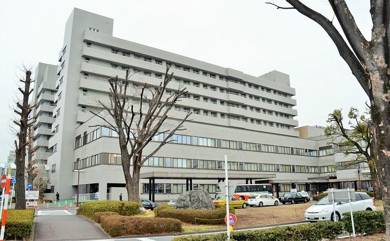 写真・図版 : 群馬大学医学部附属病院=群馬県前橋市昭和町