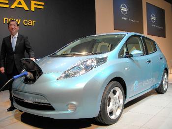 EVは次世代自動車の切り札か
