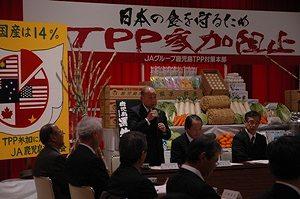 平成の開国、TPPは進むのか