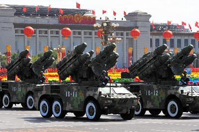 中国「軍拡」の実像は