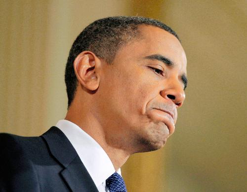 オバマの輝きは失われたのか