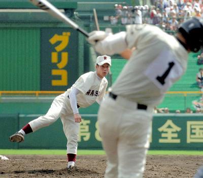 ドラフト会議・斎藤佑樹は日本ハム、田中将大と「北」で対決