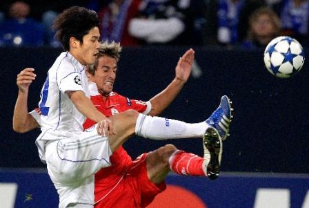 欧州CL準決勝出場、シャルケ・内田の成長の理由