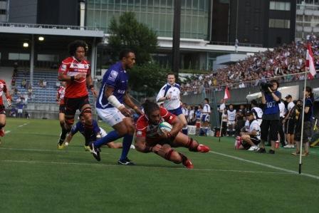 ラグビーW杯の前哨戦から見えてきた日本代表の実力とは