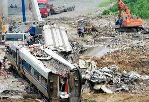 高速鉄道事故と中国の「体質」