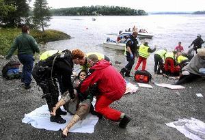 ノルウェー連続テロ事件とイスラム系移民