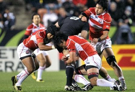ラグビーW杯、日本代表はなぜ弱いか