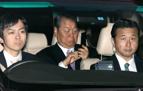写真・図版:陸山会事件、小沢氏無罪判決を分析する