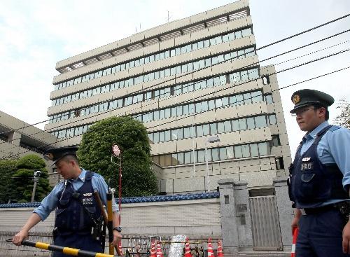 写真・図版:追い込まれた朝鮮総連
