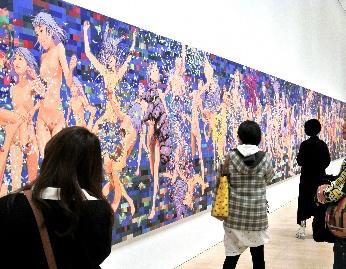 会田誠の作品は「児童ポルノ」か?|WEBRONZA - 朝日新聞社の言論サイト