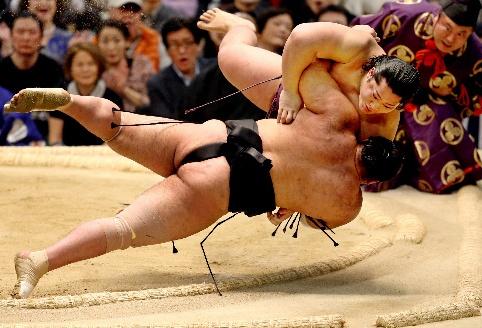 遠藤は大相撲の救世主か WEBRONZA - 朝日新聞社の言論サイト